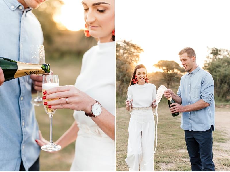 Nicole & Werner, Engagement photos, Lunikhy Game Farm, Bush wedding,_0013