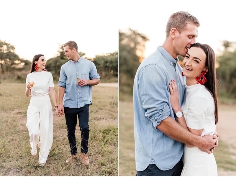 Nicole & Werner, Engagement photos, Lunikhy Game Farm, Bush wedding,_0014